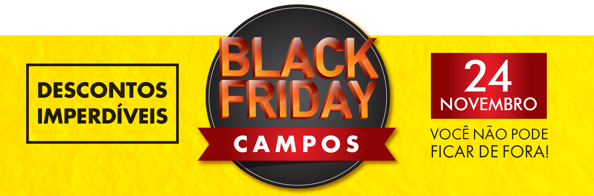 Black Friday Campos 2017