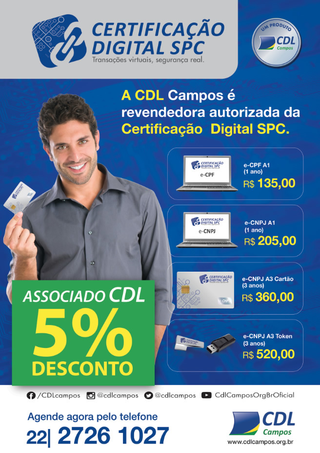 Certificado Digital CDL