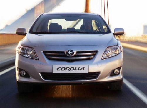 Toyota Começa Hoje Recall Do Sedã Corola No Brasil